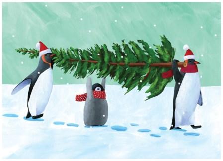 Penguin Tree/15's|Allport
