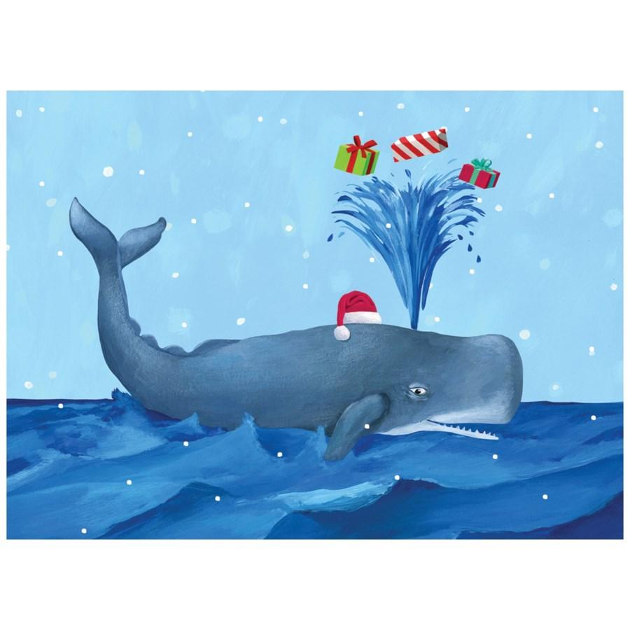 BOX-The Whale Allport