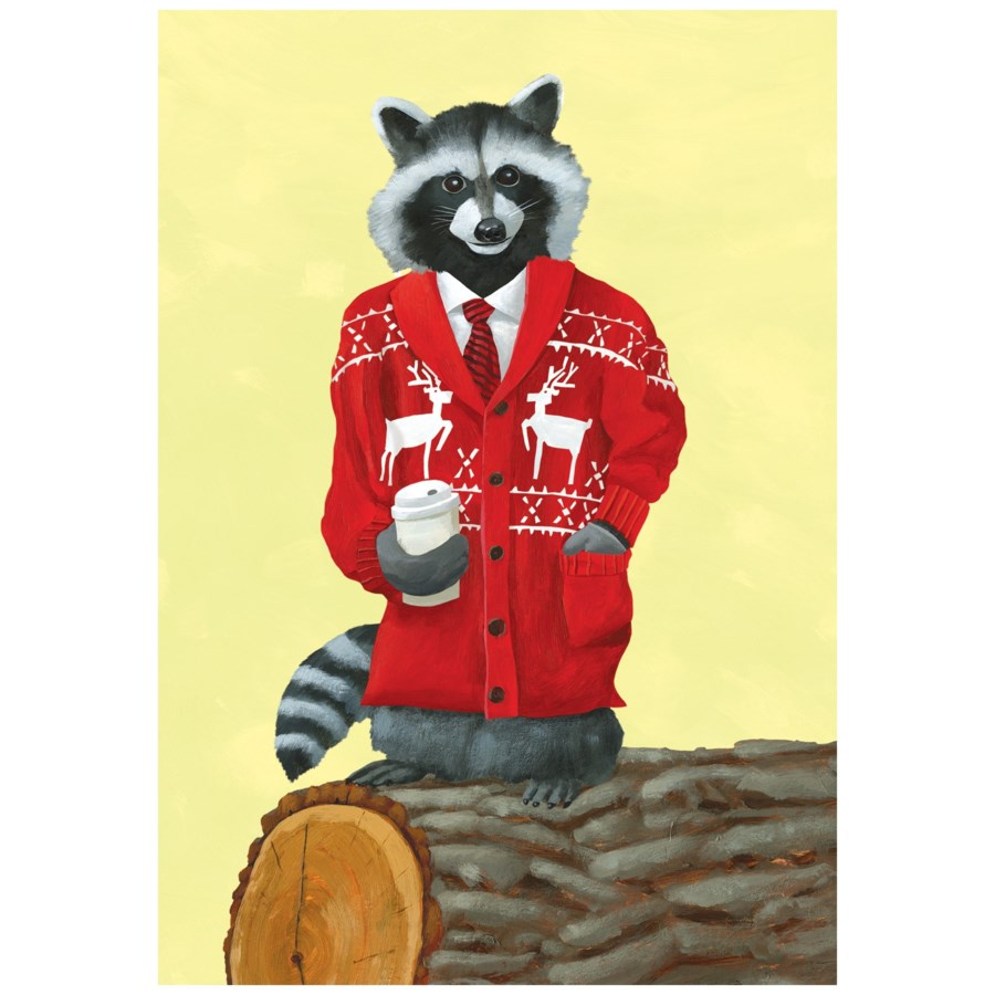 BOX-Raccoon|Allport