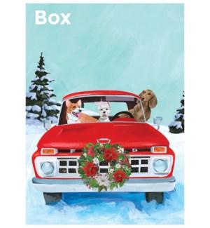 Dog Car/15's|Allport