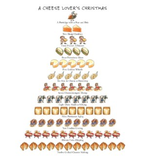 Cheese Lover Christmas/15's|Allport