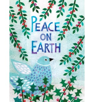 Peace Holly Bird BOX 15 |Allport
