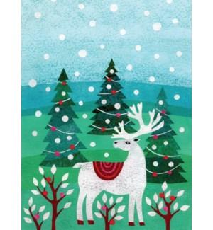 Reindeer Trees BOX 15 |Allport