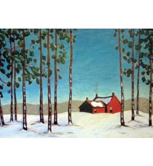 Cabin In Woods BOX 15 |Allport