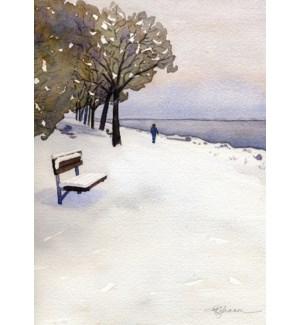 Snow In The Park BOX 15 |Allport