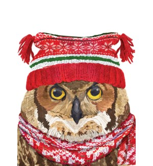 Winter Owl   BOX 15 |Allport