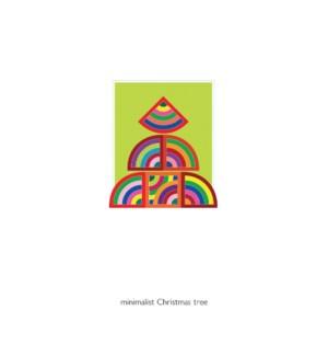 Minimalist Tree BOX 15 |Allport