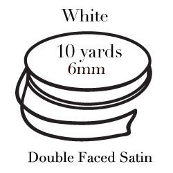 White Quarter Inch Pohli