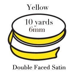 Yellow Quarter Inch Pohli
