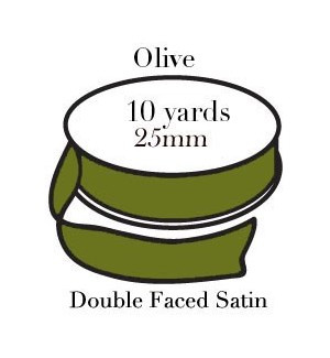 Olive Green One Inch|Pohli