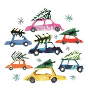 CELLO-Christmas Cars|Art Press