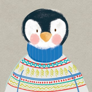 Penguins jumper PACK 5 |Art Press