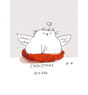 Christmas Angel 5x7|Art Press