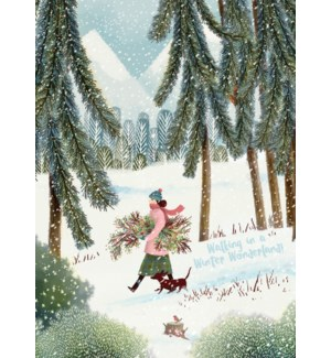 Winter Wonderland BOX 10 |Calypso