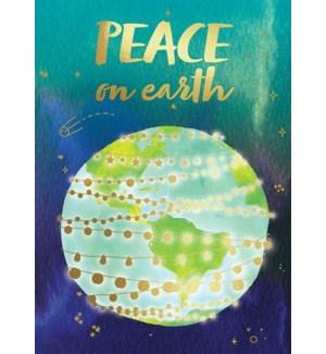 Peace On Earth 5x7|Calypso