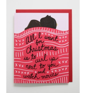 All I Want For Christmas…|Designs by Val