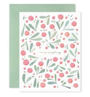 Merry Berries  4.25x5.5|E Frances Paper