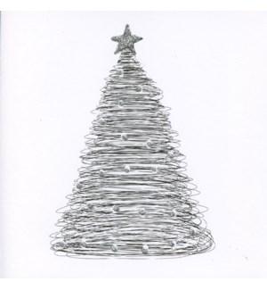 Scribble Tree 5x5|English Graphics