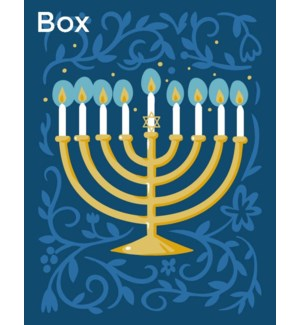 BOX-Golden Menorah|Great Arrow