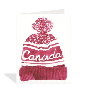 CELLO-Red Canada Hat|Halfpenny