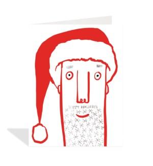 Santa Beard|Halfpenny