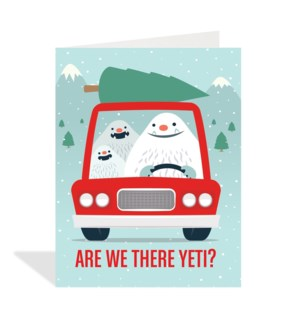 Yeti Car|Halfpenny