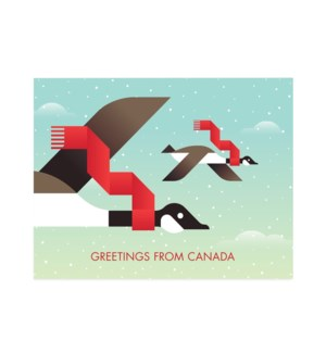 Canada Geese|Halfpenny
