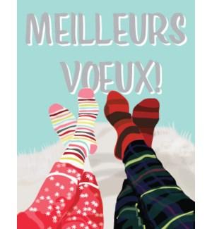 French Socks|Halfpenny