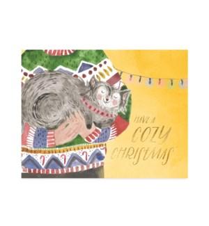 Cosy Christmas|Halfpenny