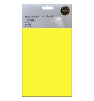 TISSUE-Yellow|Halfpenny