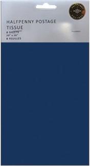 Navy Tissue|Halfpenny