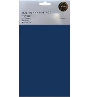 TISSUE-Navy|Halfpenny