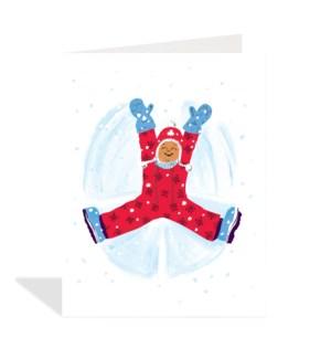 Snow Angel|Halfpenny