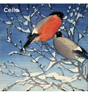 CELLO Bullfinches Museums and Galleries