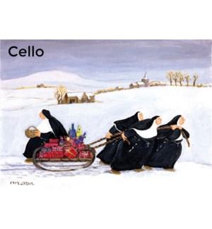 CELLO Tobogganing Museums and Galleries