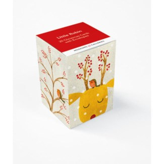 Little Robin Mini Cube/Cello Pk Of 8|Museums Galleries