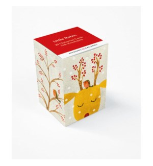 BOX Little Robin|Museums and Galleries
