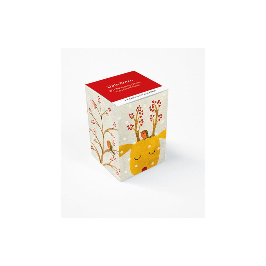 BOX-Little Robin|Museums Galleries