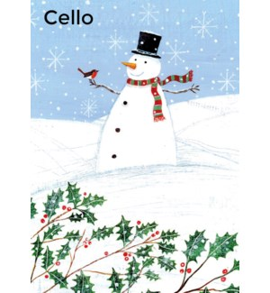 CELLO-Christmas Conversation|Museums Galleries