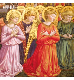 CELLO-Adoring Angels|Museums Galleries