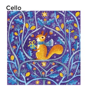 CELLO Squirrel Museums and Galleries