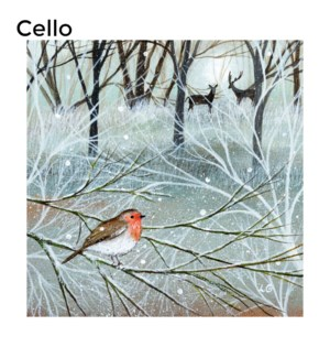 CELLO Winter Woodland Museums and Galleries