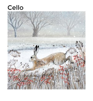 CELLO Leaping Hare Museums and Galleries
