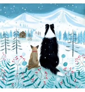 CELLO-Christmas Snowfall|Museums Galleries