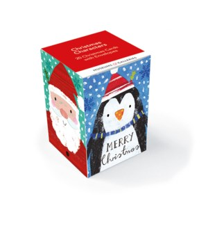 BOX Christmas Characters|Museums and Galleries
