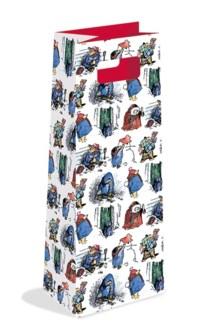 Festive Paddington Bottle Bag |Museums & Galleries