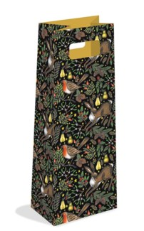 Christmas Garden Bottle Bag |Museums & Galleries