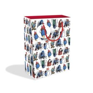Festive Paddington Large Bag |Museums & Galleries