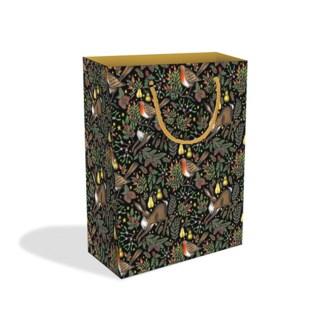 Christmas Garden Large Bag |Museums & Galleries