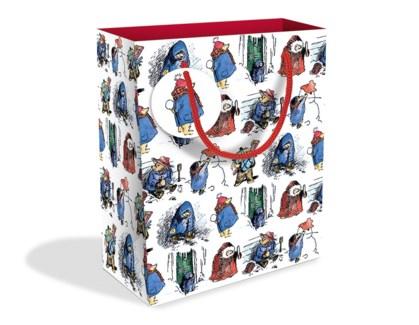 Festive Paddington Medium Bag |Museums & Galleries